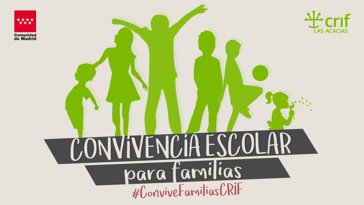 CONVIVENCIA ESCOLAR PARA FAMILIAS